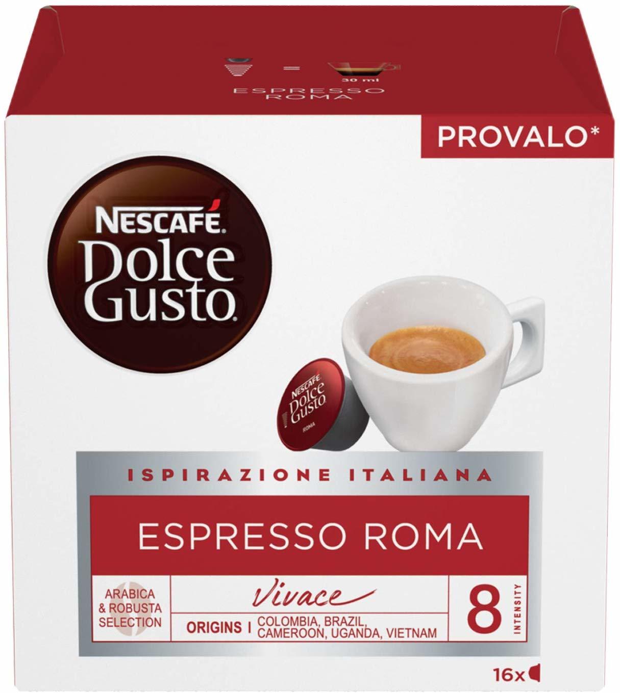 NESC.DOLCE GUSTO ESPRESSO ROMA Nescafé Dolce Gusto Espresso Roma