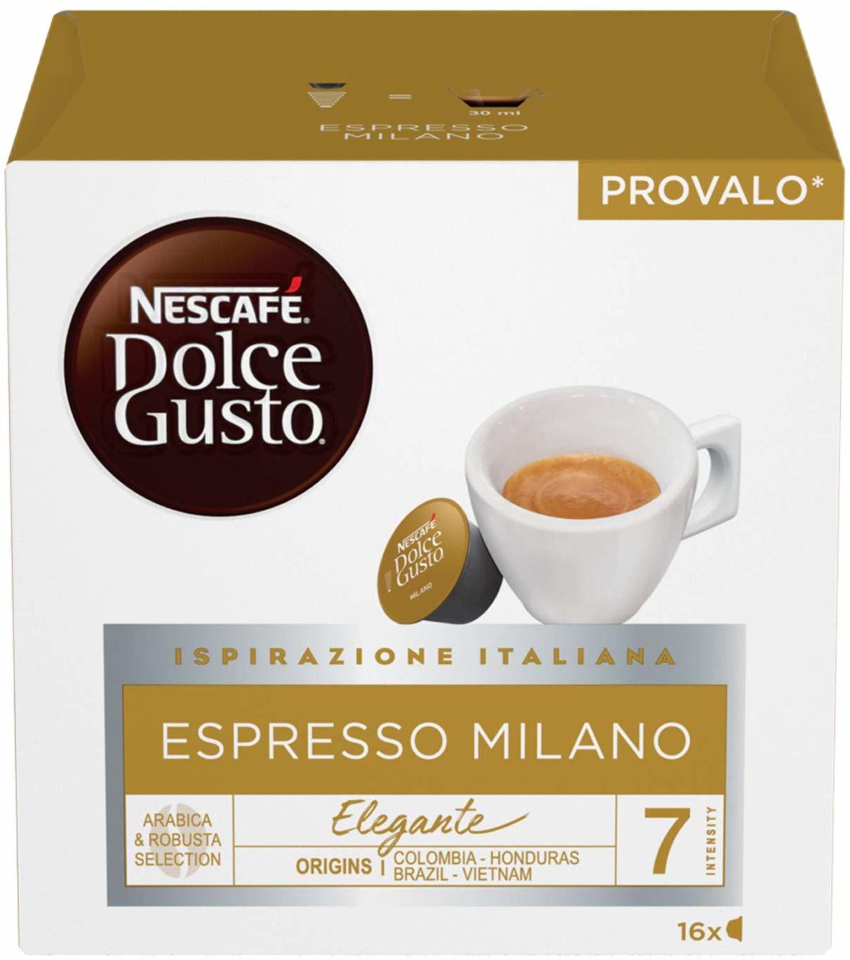 NESC.DOLCE GUSTO ESPRESSO MILANO Nescafé Dolce Gusto Espresso Milano