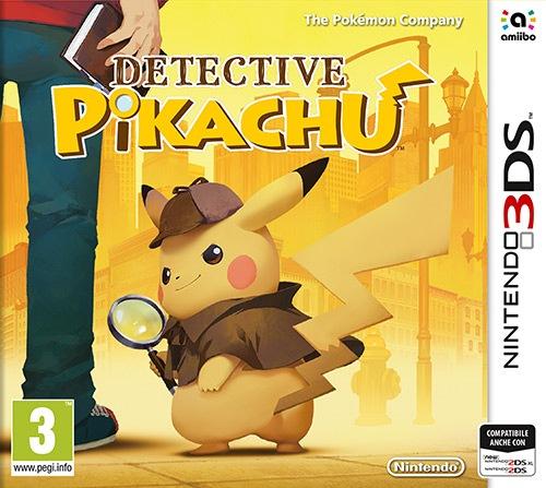 Nintendo  Detective Pikatchu - 2239549