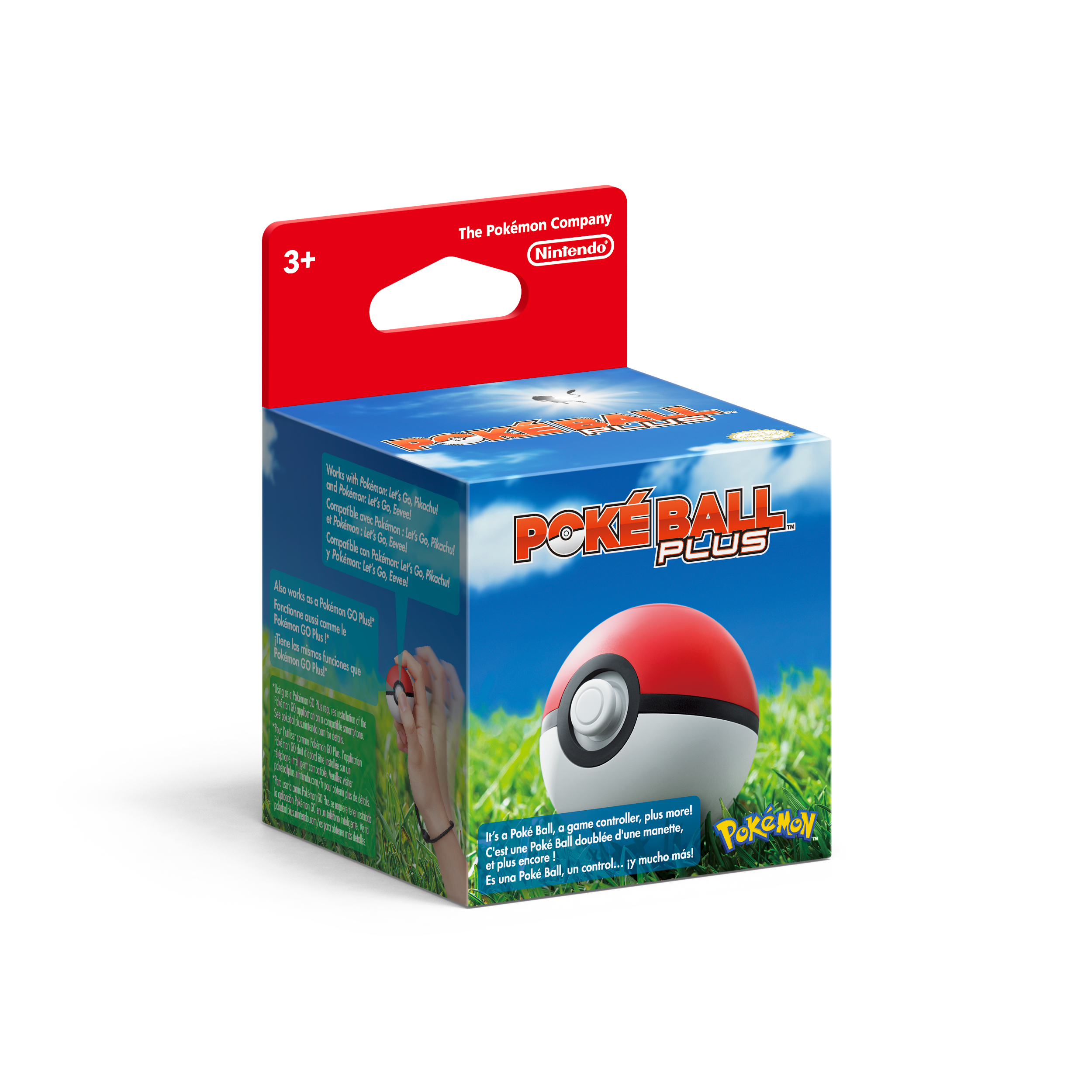 Nintendo  - 2513066 Switch Poke Ball Plus