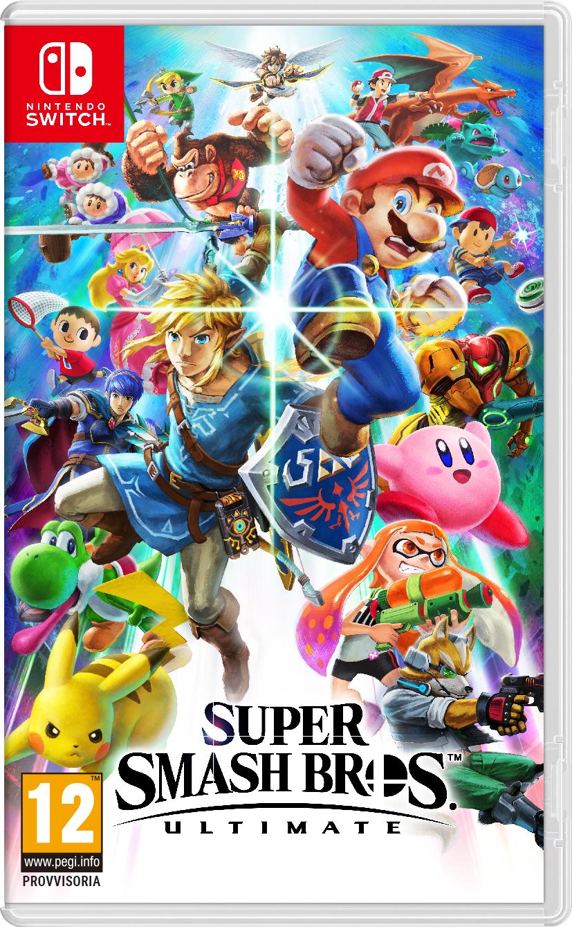 Nintendo Super Smash Bros Ultimate- 2524549
