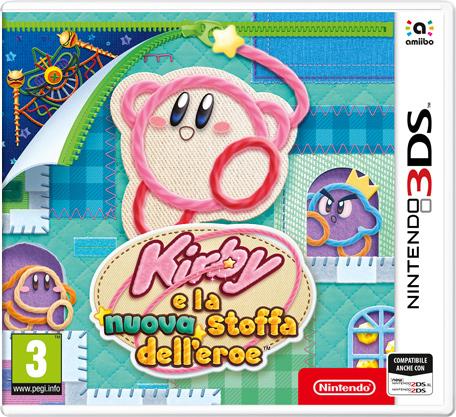 Nintendo Kirby e al nuova stoffa dell'eroe - 2240649