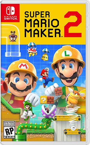 Nintendo Super Mario Maker 2  - 10002083