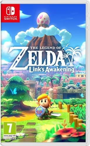 Nintendo  HAC LEGEND OF ZELDA: LINKS AWAKE Nintendo The Legend of Zelda: Link's Awakening - 10002092