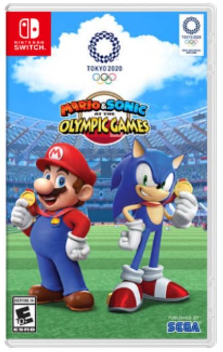 Nintendo Nintendo Mario & Sonic at the Olympic Games Tokyo 2020 - 10002096