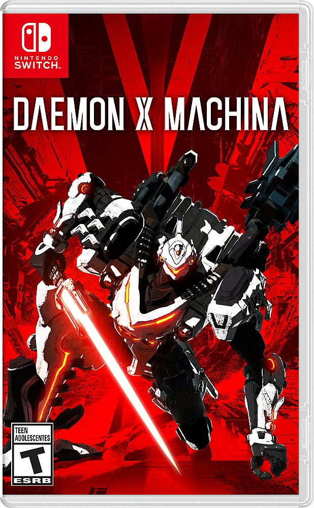 DAEMON X MACHINA SWITCH Daemon X Machina