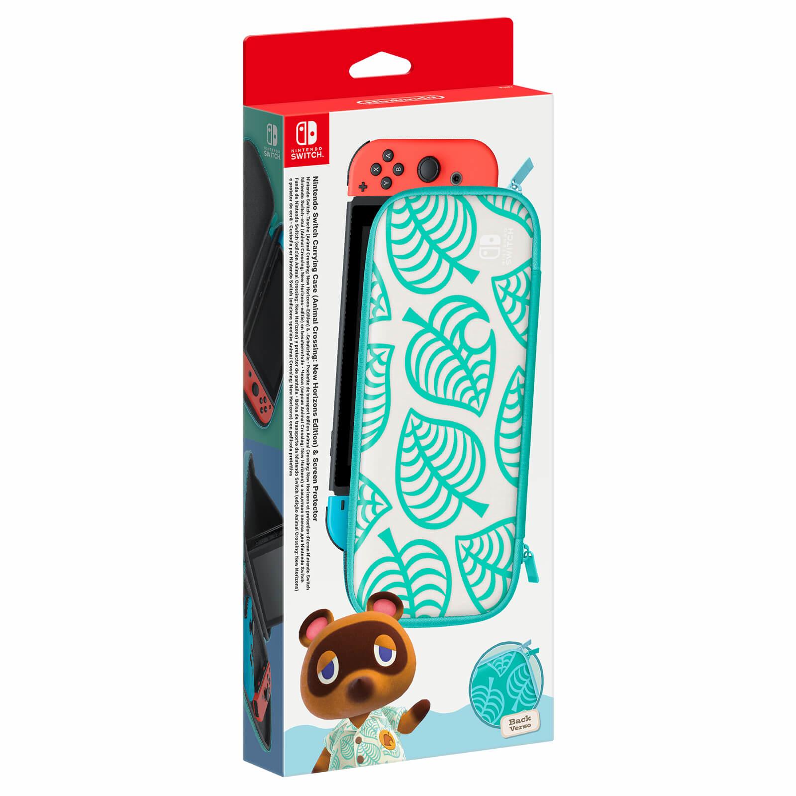 Nintendo  - 0045496431365  custodia per console portatile Switch
