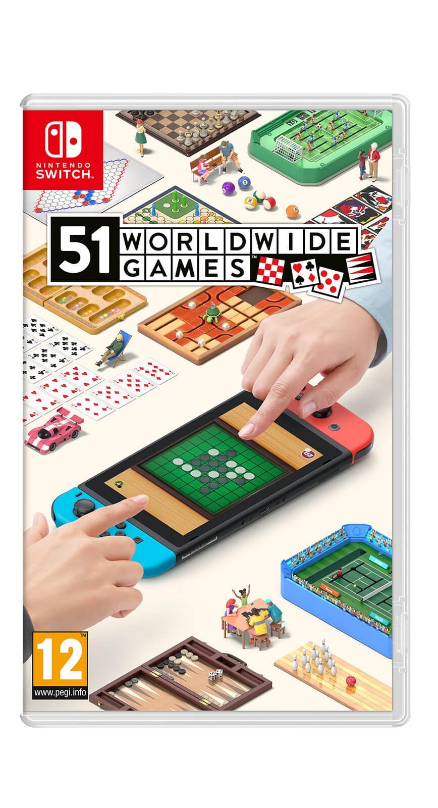 51 Worldwide Games Nintendo Switch 51 Worldwide Games per Nintendo Switch