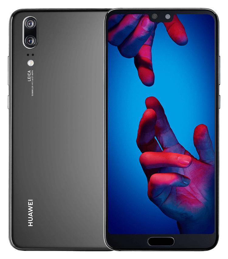Vodafone Display: 5.8'' FHD+ (2244x1080) TFT/LCD, 19:9, HDR, - Smart Huawei P20 Black
