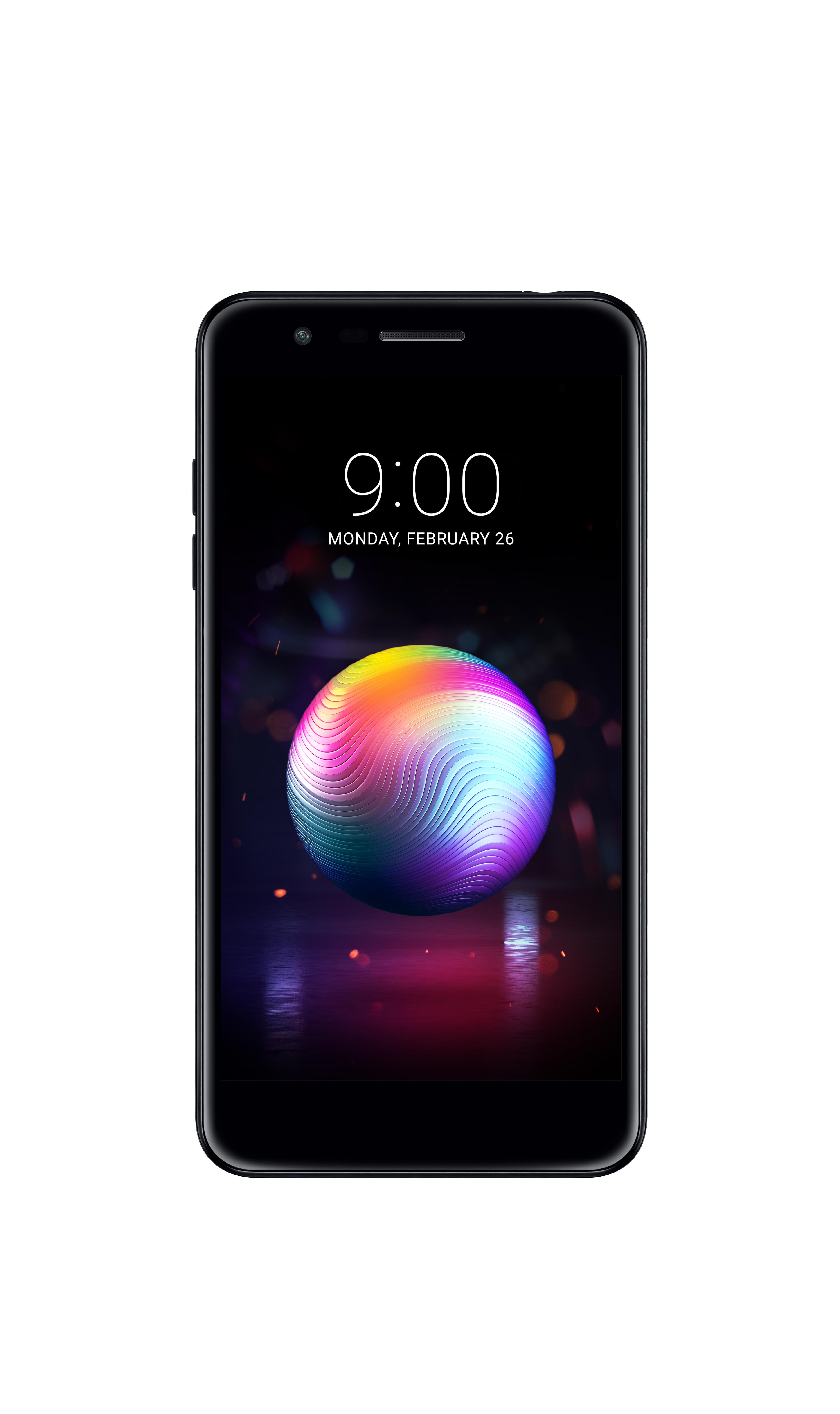 Lg Smartphone 16 gb ram 2 gb. vodafone quadband - K11 Mx410 Nero Vodafone