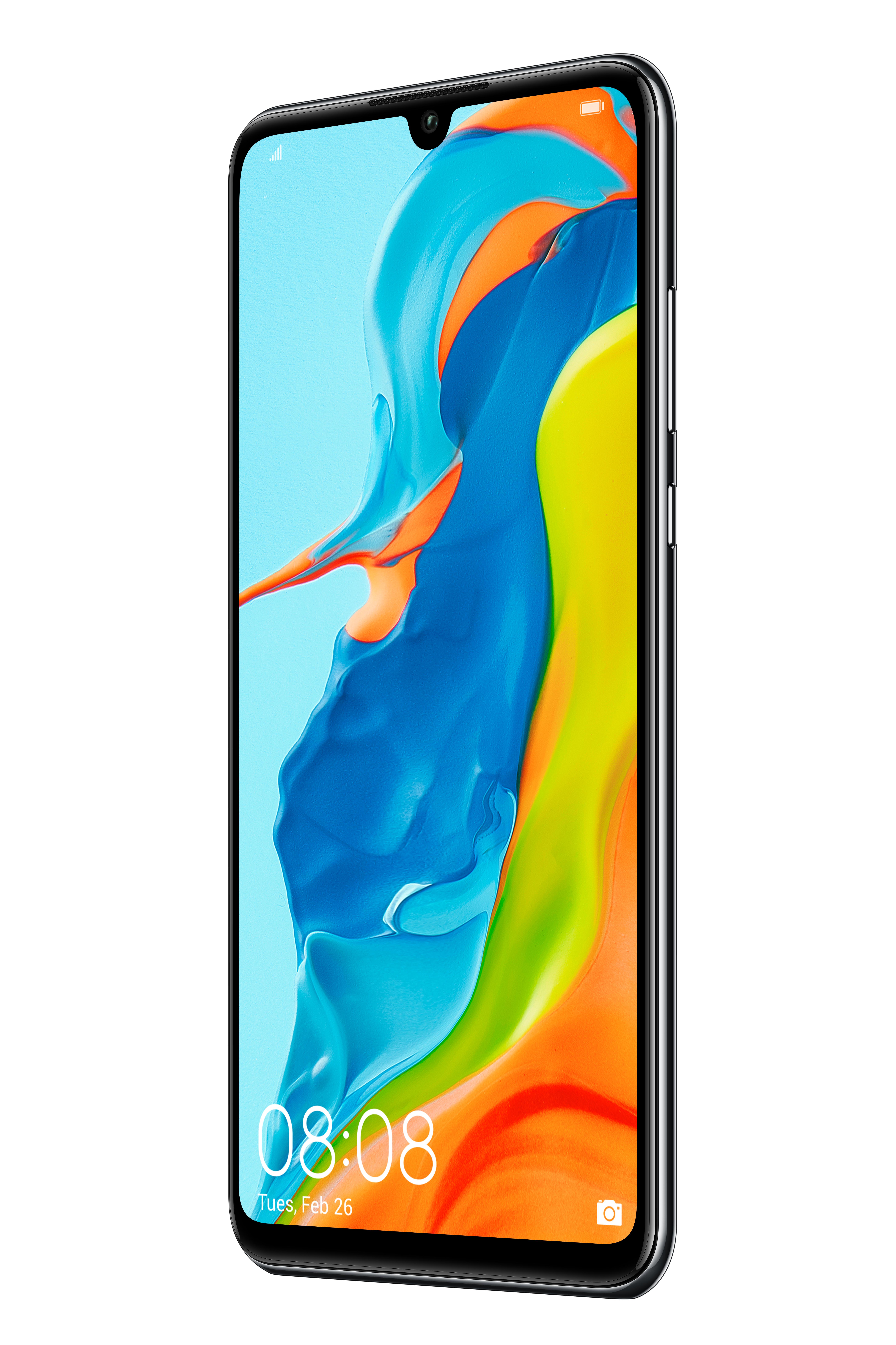 Huawei Smartphone 256 gb ram 6 gb. vodafone quadband - P30 Lite New Edition Nero Vodafone