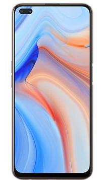 Oppo Smartphone 128 gb ram 8 gb. quadband - Reno4 Z Bianco