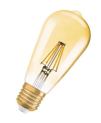 Ledvance Lampadina a LED Vintage 1906 - Attacco E27 - L1906gd95508247d