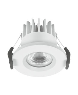 Ledvance Faretto da incasso LED 7W 3K - Spot fireproof - Spotfp7830g2
