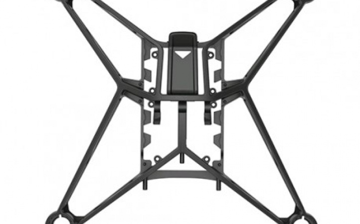 Parrot  - Pf070069aa Croce centrale per Rolling Spider