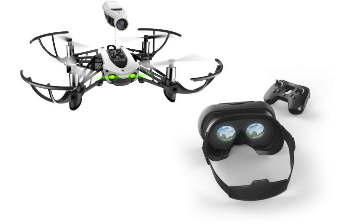 Parrot Drone quadricottero - Pf727006aa