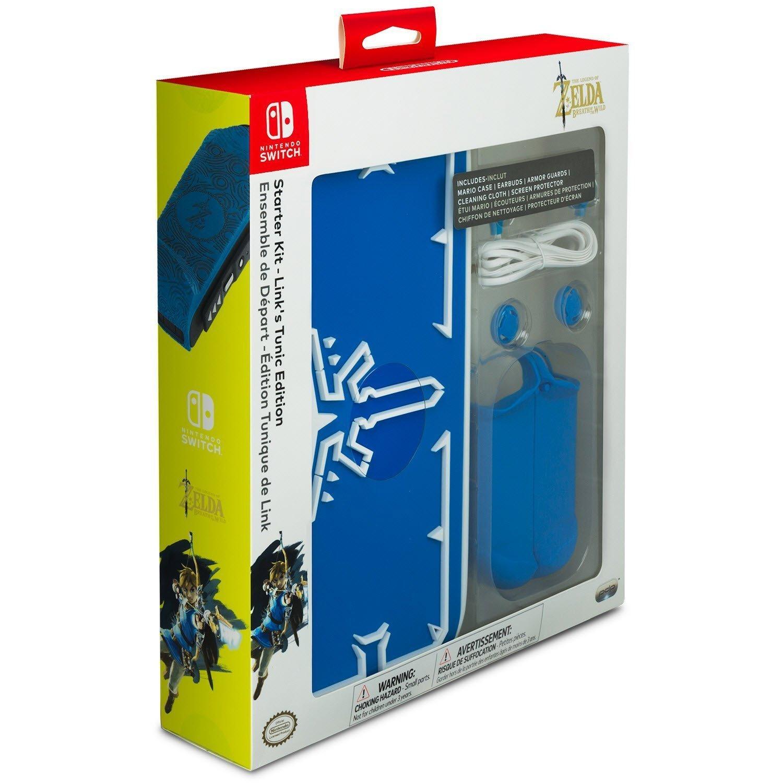 Pdp Copertura rigida in EVA - 500-026-eu Nintendo Switch Starter Set