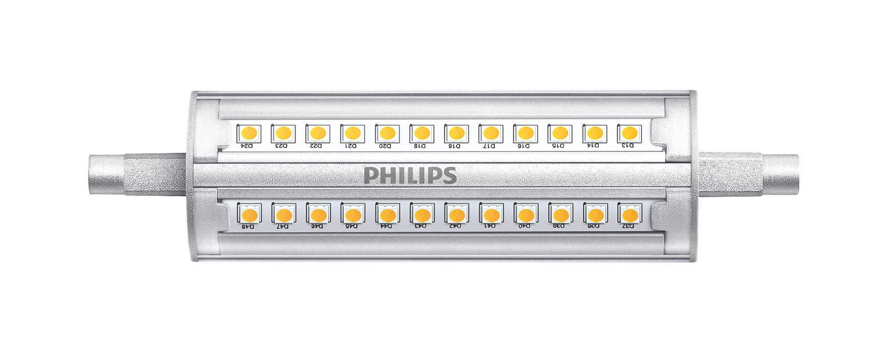 Philips Lampadina a LED lineare - Lampadina a LED - Corer7s100840d