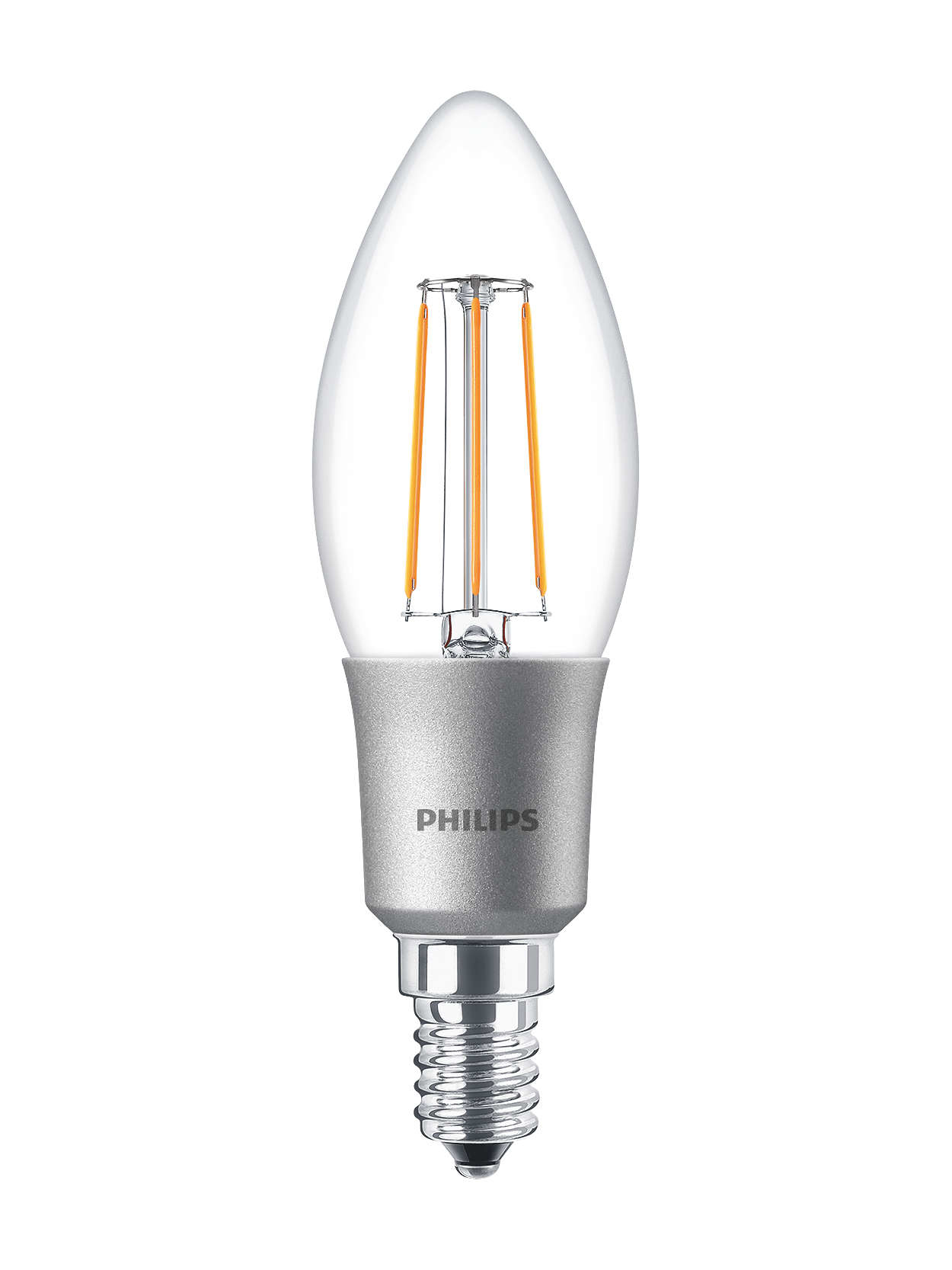 Philips - Lampadina a LED - Philedcan25e14d