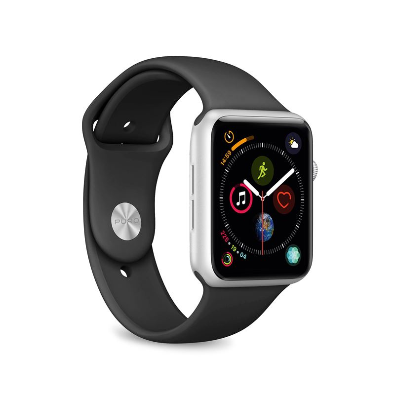 Puro Cinturino ICON Apple Watch 1 (38 mm) - Aw40iconblk