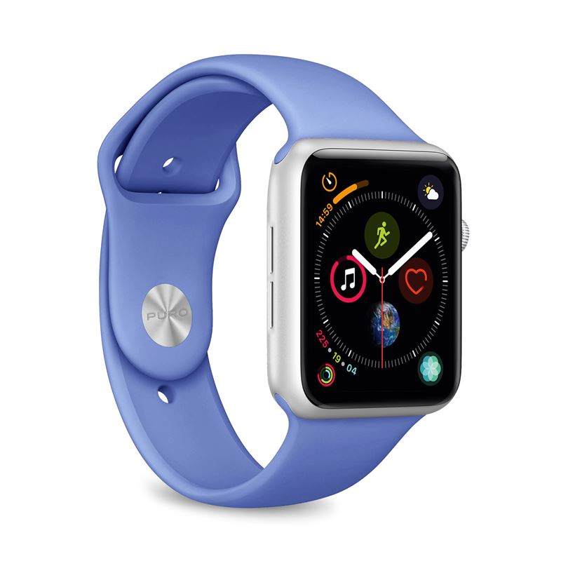 Puro PURO Cinturino Apple Watch 42-44mm - Aw44iconfmblue