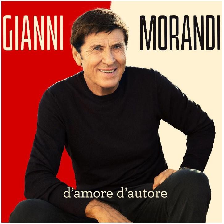 CD MORANDI, GIANNI (D'AMORE D'AUTORE)