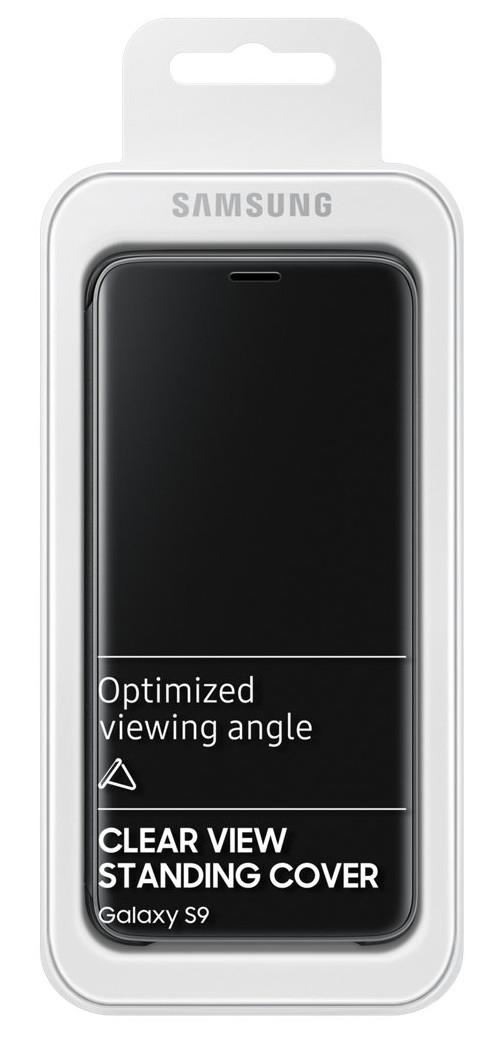 """Samsung Custodia smartphone fino 5.8 """" - Ef-zg960cbegww Nero"""