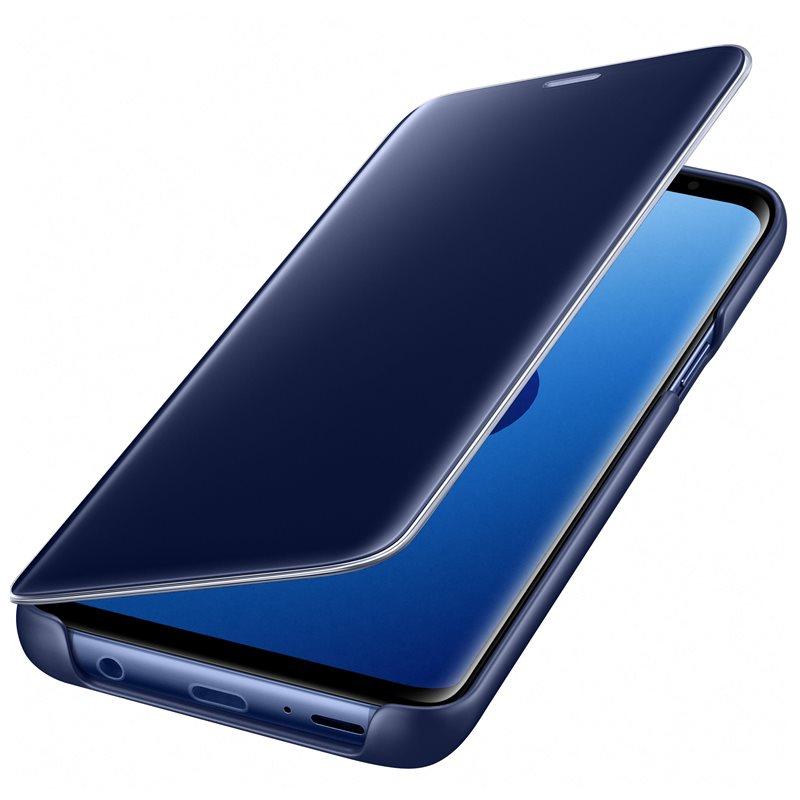 """Samsung Custodia smartphone fino 5.8 """" - Ef-zg960clegww Blu"""