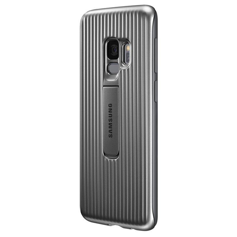 """Samsung Cover smartphone fino 5.8 """" - Ef-rg960csegww Silver"""