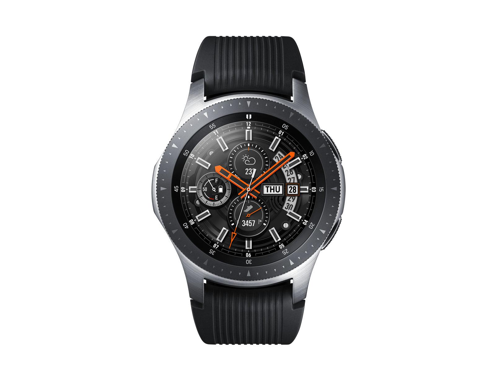 Samsung - Galaxy watch Sm-r800 Nero-silver