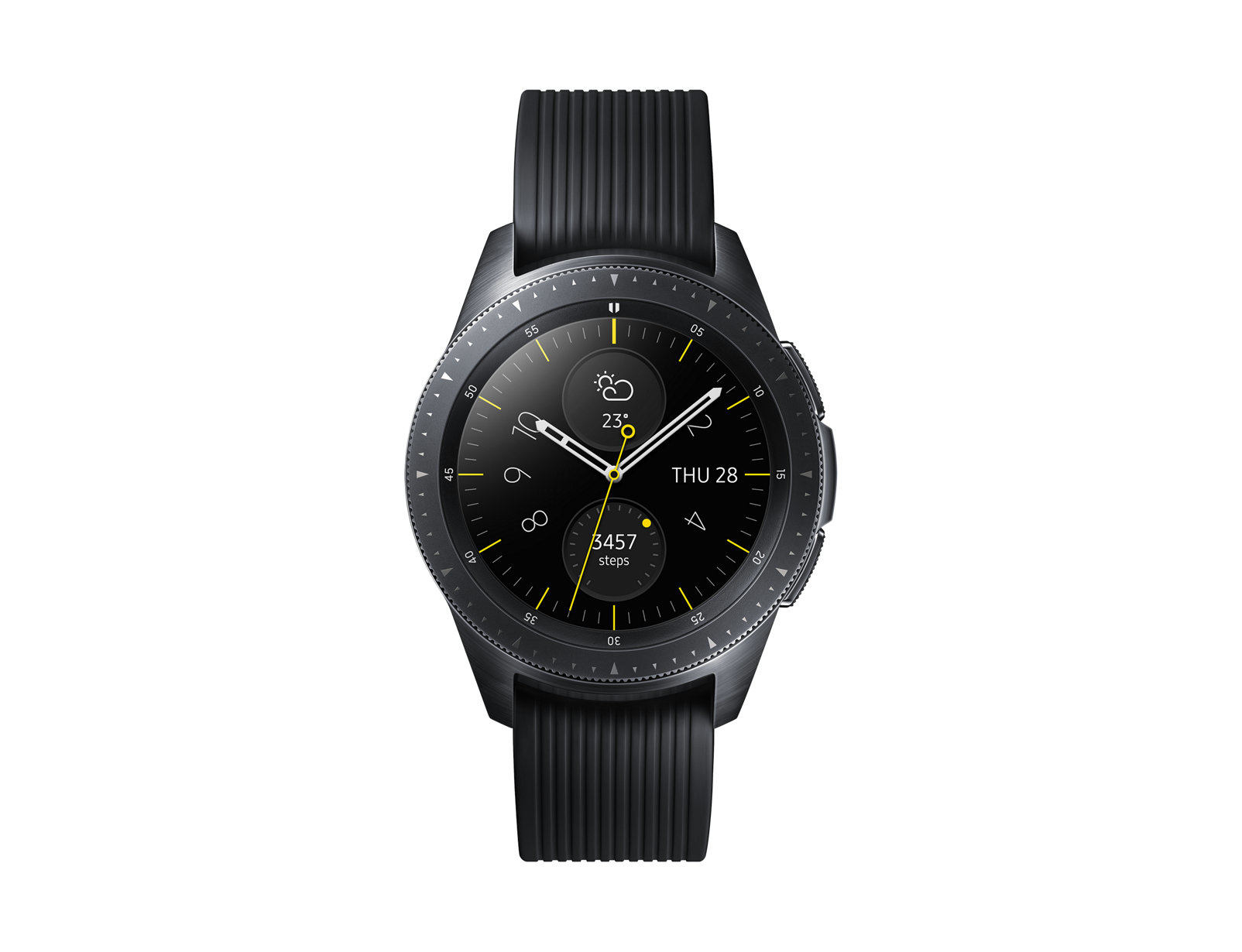 Samsung Smartwatch - Galaxy watch Sm-r810 Nero