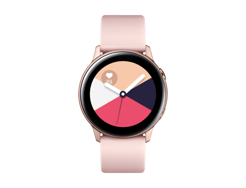 Samsung  - Galaxy Watch Active Gold