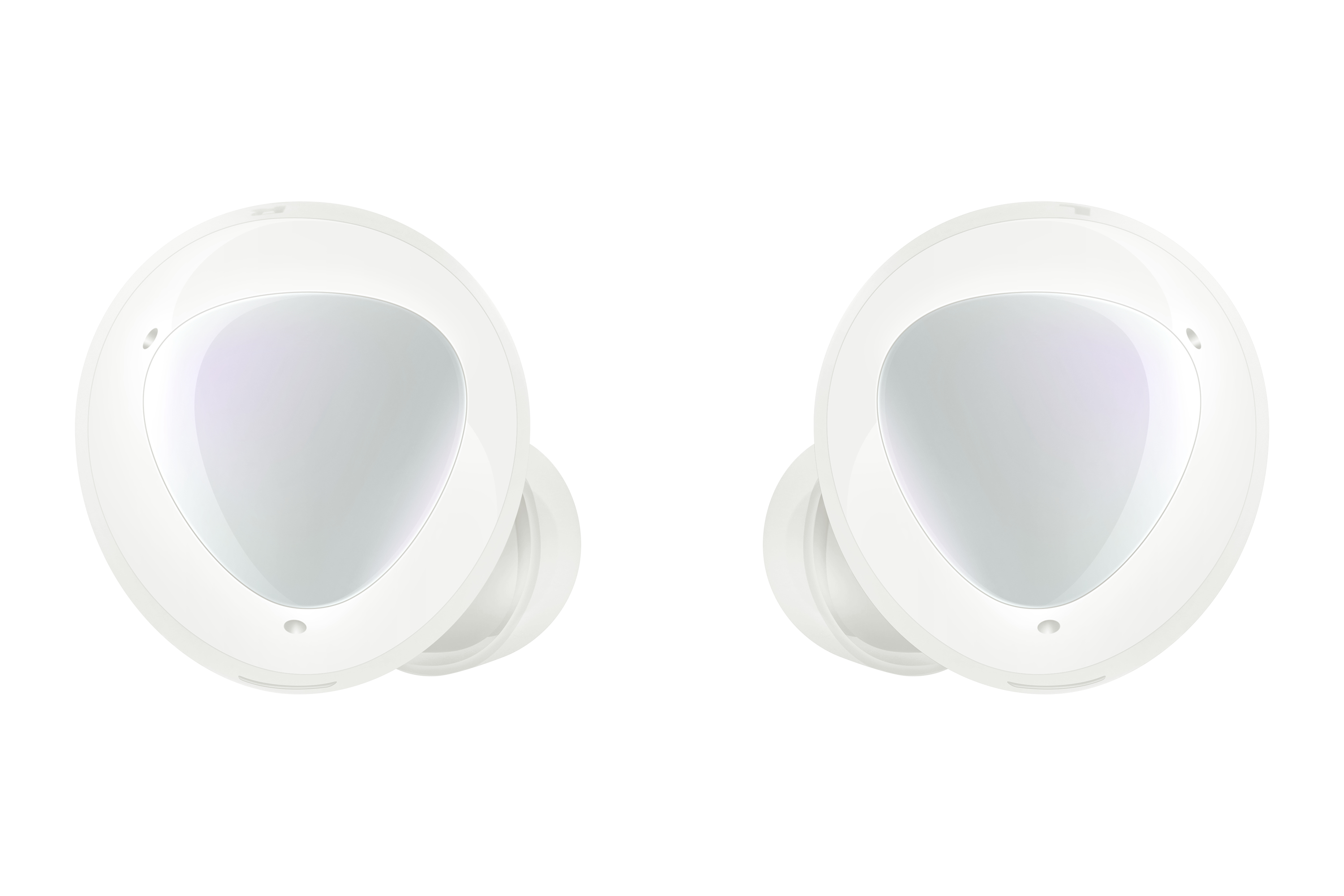 Samsung - Galaxy Buds + White