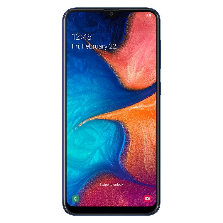 Tim  - Samsung Galaxy A20e Blue Om