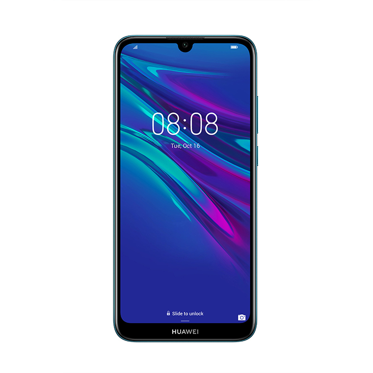 Tim  - Huawei Y6 2019 Sapphire Blue