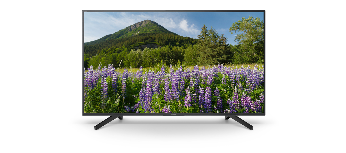 "Sony Smart TV LED 43"" - Kd43xf7096baep"