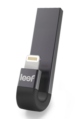 LEEF IBRIDGE3 LIGHTNING USB 3.0 64GB NERO
