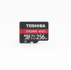Toshiba - Thn-m303r2560e2 scheda micro SD EXCERIA M303