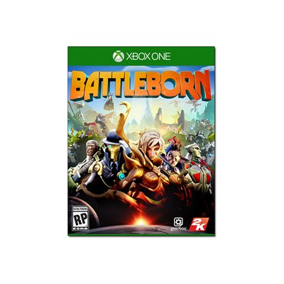Take 2 - Battleborn Xbox One swx10186