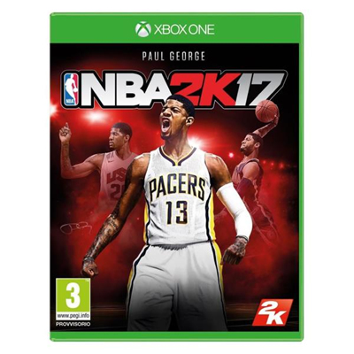 Take 2 - Xbox One Nba 2k17 swx10274