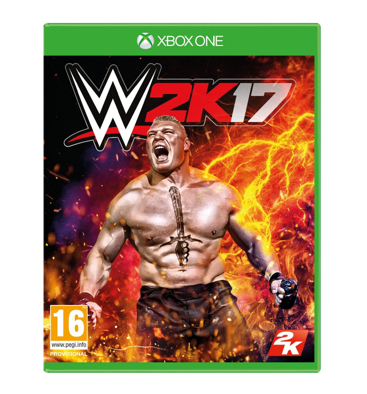 Take 2 - Xbox One Wwe 2k17 swx10295