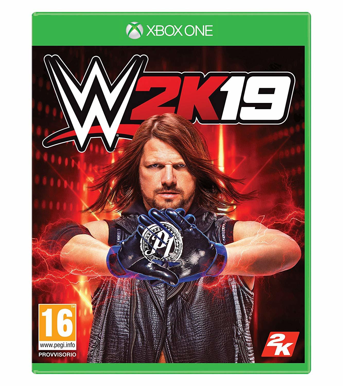 Take Two - Xbox One Wwe 2k19