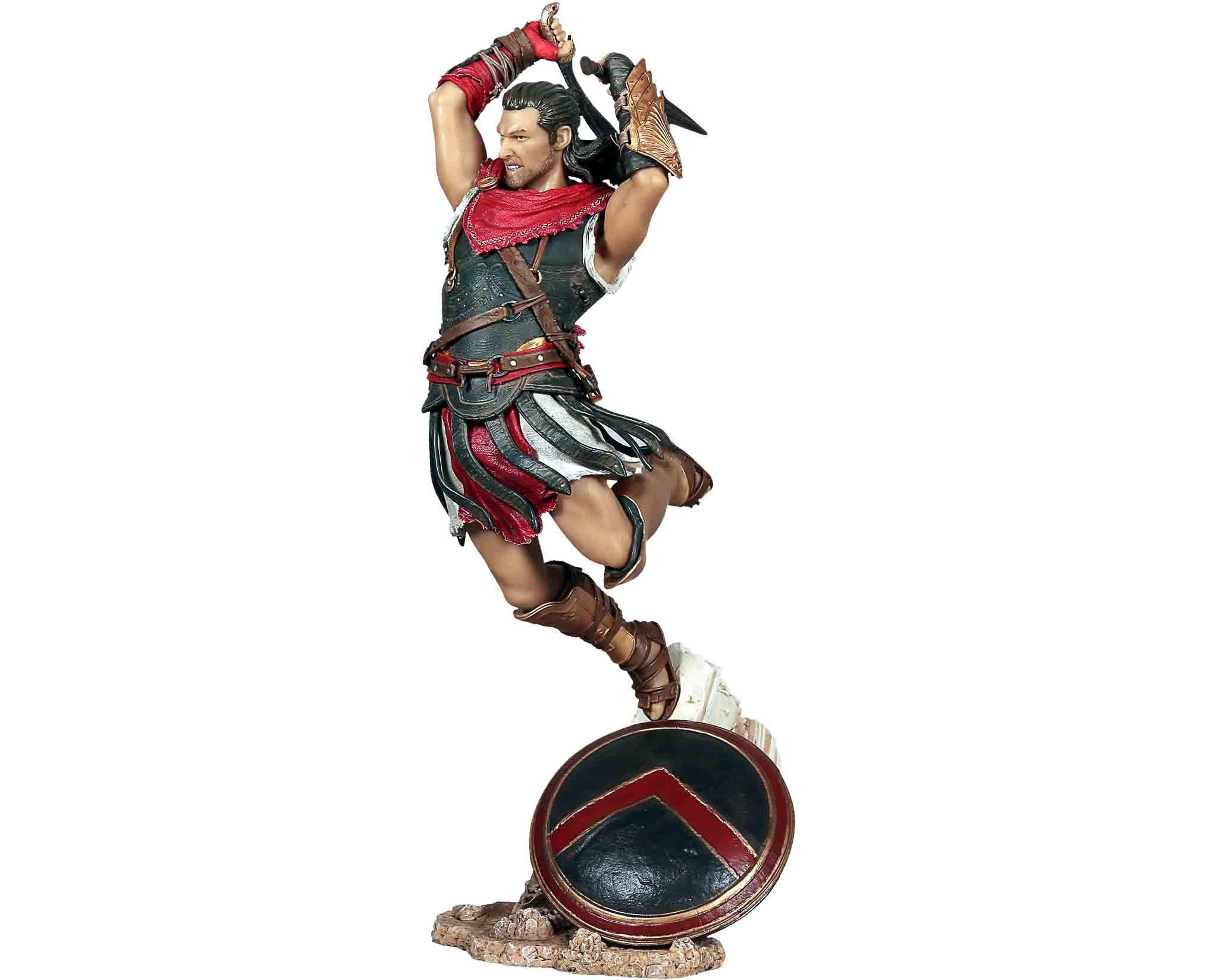 Ubisoft  - 300099727 Assassin's Creed Odyssey - Alexios Personaggio da collezione