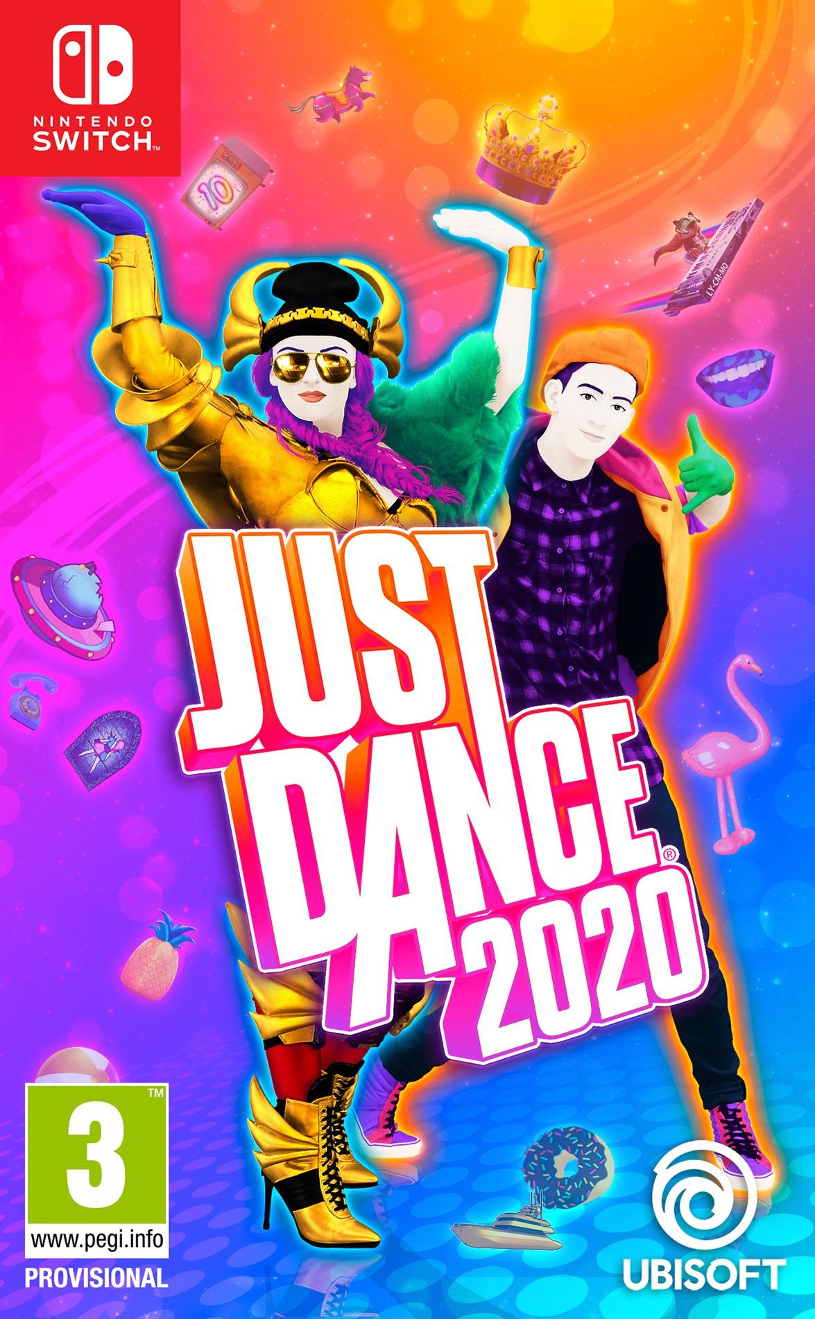 Ubisoft Gioco adatto modello switch - Switch Just Dance 2020