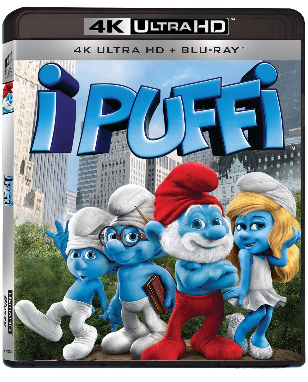 Universal Pictures I Puffi - Uh8311569