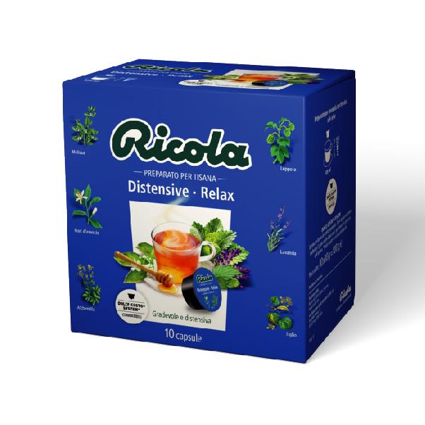 Must Caffe' Ricola Distensive Relax - Pccdg-rico10-dist