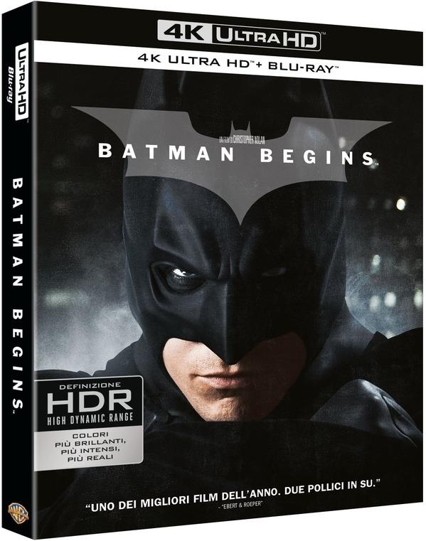 Warner Bros Batman Begins - 1000703007