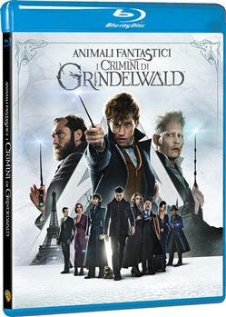 BLU RAY ANIMALI FANTASTICI E I CRIMINI D Animali Fantastici - I Crimini di Grindelwald
