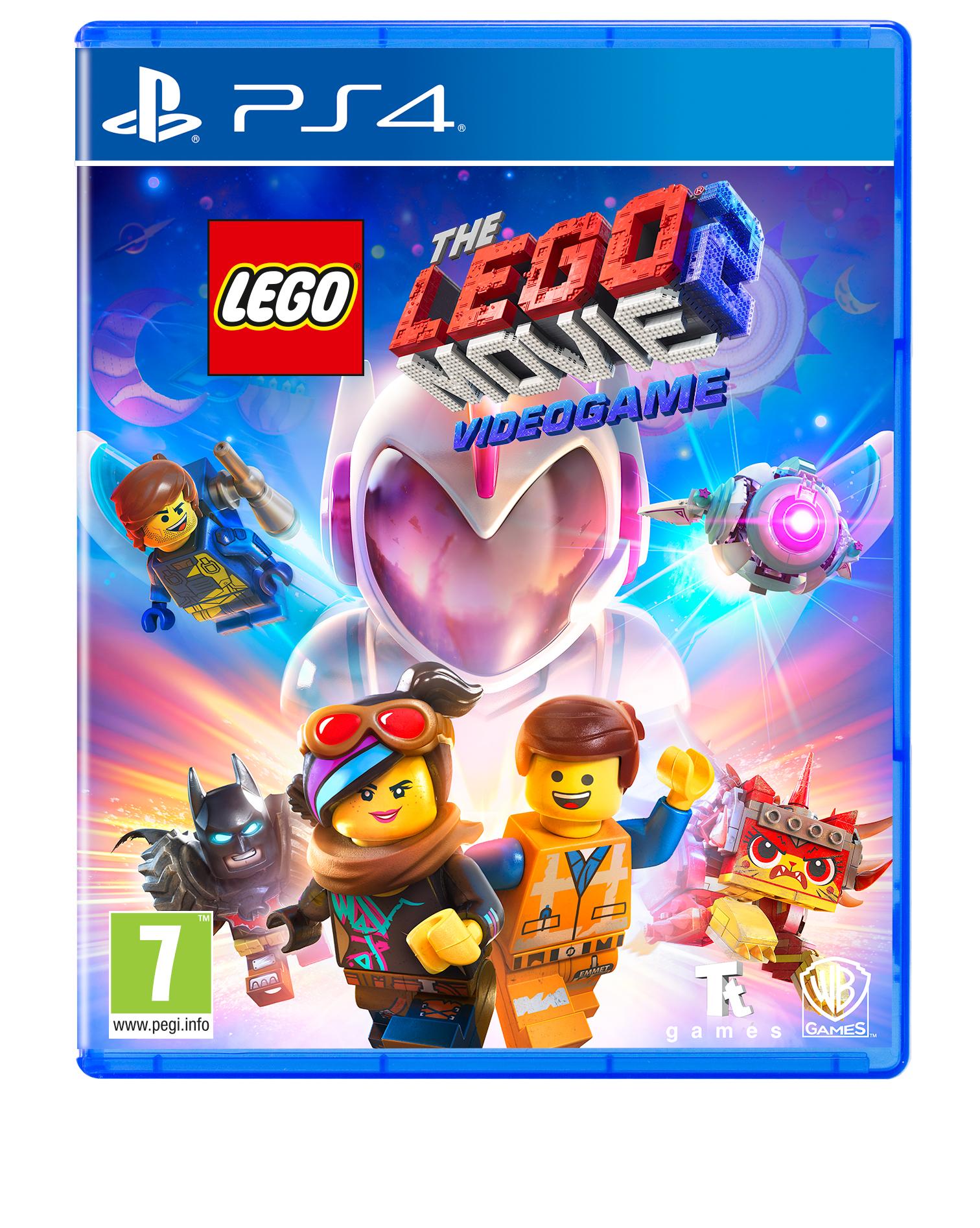Warner Bros.ent.div.home Video Lego Movie 2 The LEGO Movie 2 - 1000740122
