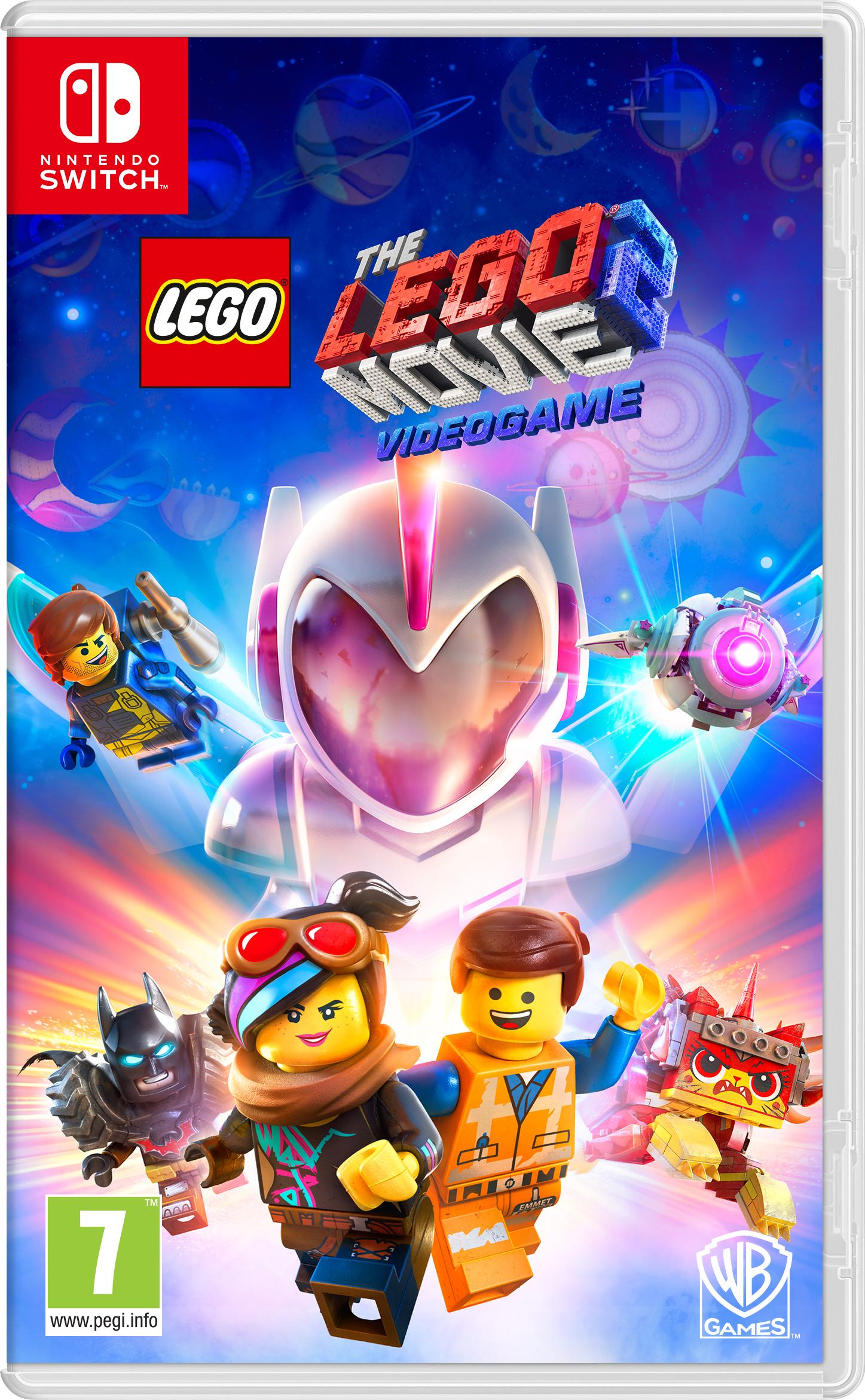 Warner Bros Lego Movie 2 The LEGO Movie 2 - 1000740123